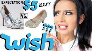 A VERY #EXTRA WISH SHOE HAUL!