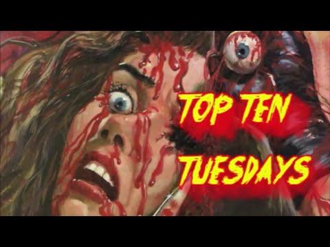 Top Ten Tuesdays | Sleaze/Exploitation Films
