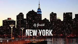 """New York"" 90s Old School Hip Hop Dave East Type Beat Instrumental (prod.DJ GONDEK)"
