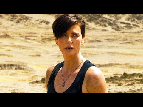 Charlize Theron is immortal in 'The Old Guard'