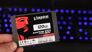 Kingston UV300 Обзор. Доступные и быстрые SSD на TLC памяти