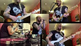 Ghost In The Arcade - Idlewild (live take cover) Steve Morrison