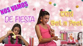 GEL-A PEEL 3D ESTACION DE DISEÑO💍ME FABRICO MIS ACCESORIOS Y ME VOY DE FIESTA/KIDS JEWELRY/MARTINA thumbnail