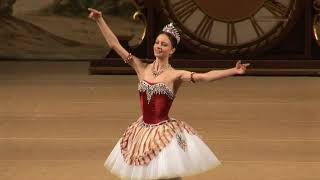 Coppelia. Variations from PDD with Nina Kaptsova and Artem Ovcharenko.