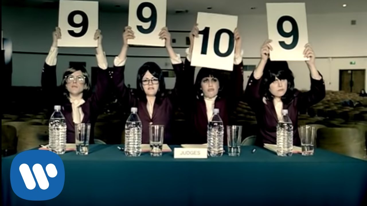 The Donnas - Take It Off (Official Video)