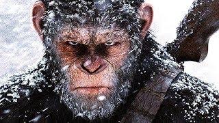 Фильмец: Планета обезьян. Война (2017). Мамец & Бабулец.