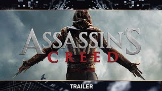 Assassin's Creed Movie - Official Trailer [ARABIC & FRENCH / مترجم للعربية و الفرنسية]