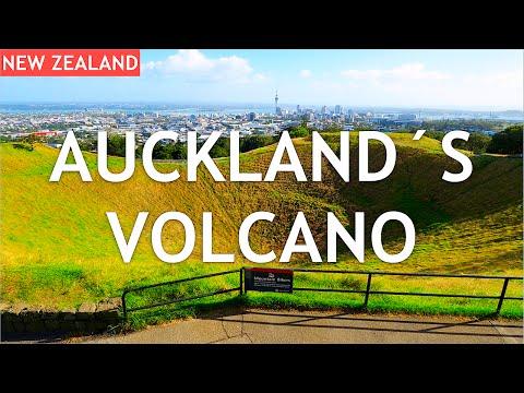 NEW ZEALAND // AUCKLAND´S VOLCANO