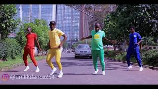 Mr Eazi Major Lazer Leg Over Remix Dance Cover