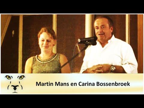 Martin Mans & Carina Bossenbroek in Zuid-Afrika