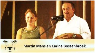 Gambar cover Martin Mans & Carina Bossenbroek in Zuid-Afrika