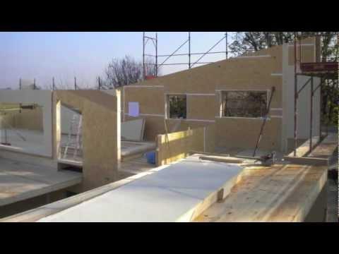 Case prefabbricate in legno chiavi in mano youtube - Casa in legno prezzi chiavi in mano ...