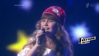Елизавета Куклишина «Песня о звездах» - Дополнительный этап - Голос.Дети - Сезон 4