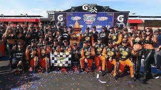 Фото с обложки All Hands On Deck For Truex Jr.'S Win At Auto Club