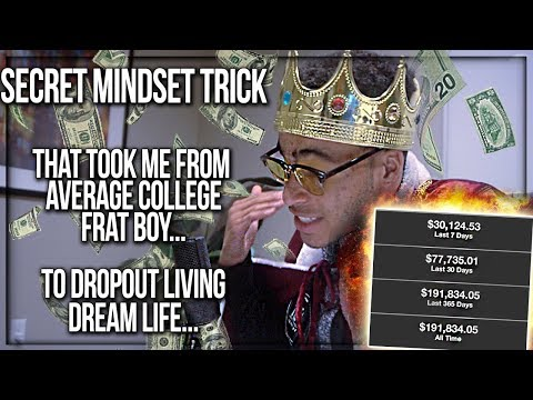How I Went From Broke To $250K+ In 75 Days At Age 18 💰  - 75 Day Blitz Mindset Trick [ E-COMMERCE ]