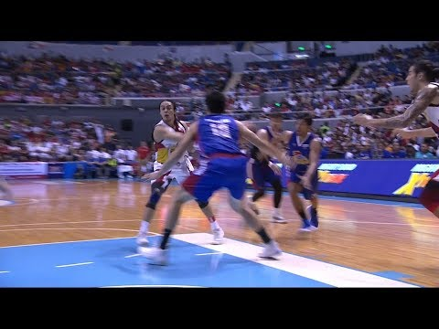Terrence Romeo NASTY Move Against Magnolia in Game 6 (VIDEO)