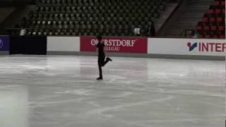 2011ネーベルホルン杯羽生結弦