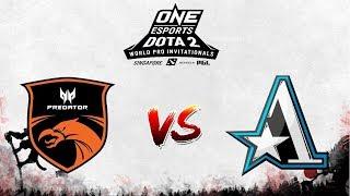 TNC vs ASTER - BO2 - DAY 1 GROUP STAGE - ONE Esports Dota 2 World Pro