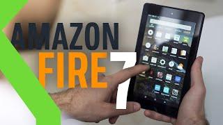 Amazon Fire 7 2019, análisis: margen de MEJORA, pero un PRECIO SIN IGUAL