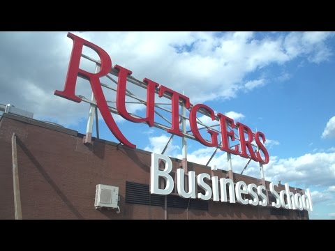 Introduction to Rutgers Business School's Ph.D. program