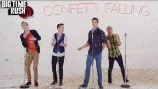 Big Time Rush - Confetti Falling (Letra/Lyrics - Español/English)
