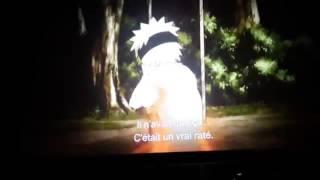 Boruto Movie: разговор Боруто и Саске
