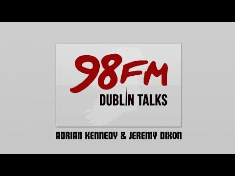 98FM Dublin Talks - Random Hour 11/08/2017