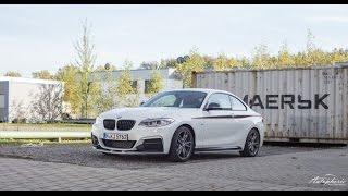 Fahrbericht: BMW M235i M Performance (8-Gang-Automatik)