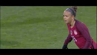 (2) USWNT vs Germany 3.1.2018 / SheBelieves Cup 2018