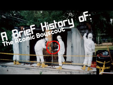 A Brief History Of: David Hahn AKA The Atomic Boy Scout