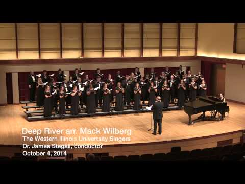 Deep River - arr. Wilberg (Best viewed in HD)