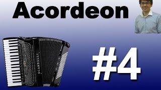 Gambar cover Quarta videoaula de acordeon prof Neri - xote