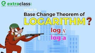 Logarithm Base Change Tricks | Basic Mathematics | IIT-JEE | Extraclass.com