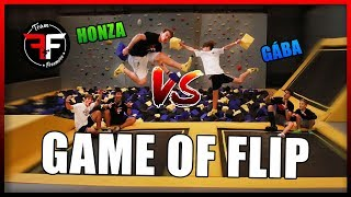 GAME OF FLIP - Honza VS Gabriel | by Freemove