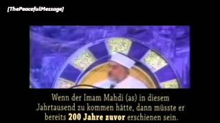 Mullahs geben zu! Der Imam Mahdi und Messias ist erschienen!