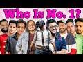 Top 10 Youtubers in India 2019 | Bb ki vines, carryminati, technical guruji, Ashish chanchlani, MJO