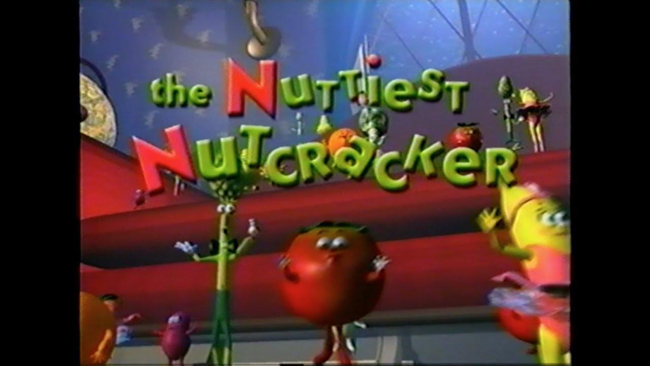 The Nuttiest Nutcracker Vhs