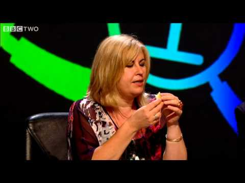 Miracle Berry Tasting - QI - Series 10 Episode 2 - BBC Two