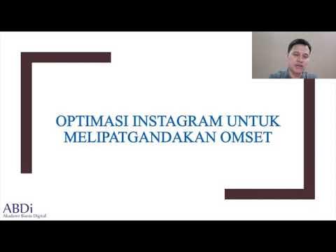 Cara Agar Jualan Online Laris Di Instagram - YouTube