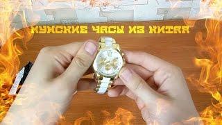 Обзор #9 Мужские кварцевые часы из Китая/Men's Quartz Watch