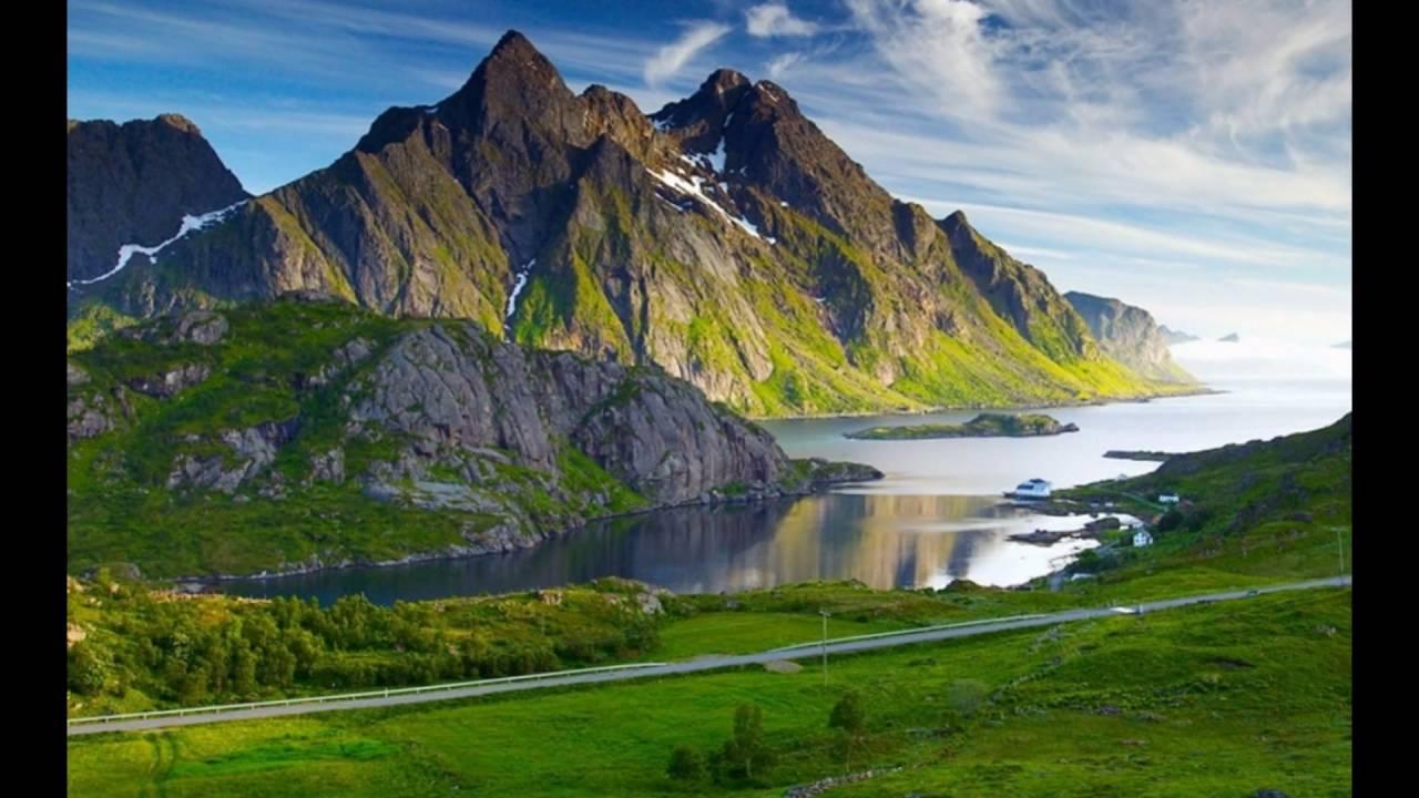 los mejores paisajes del mundo youtube