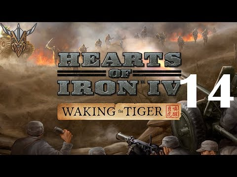Preview Hearts of Iron IV | Waking the Tiger | Nationalist China | 14