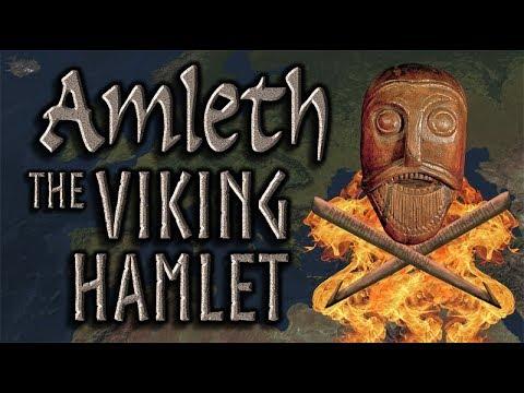 Amleth, the Viking Hamlet (English 2332, TAMU-CC)