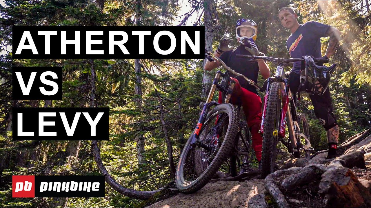 Download HUMBLED: Gee Atherton vs Mike Levy on Whistler's Steep Tech