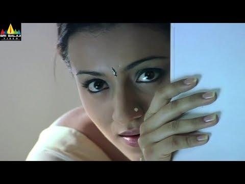 Trisha Best Scenes Back To Back   Nuvvostanante Nenoddantana Movie Scenes   Sri Balaji Video