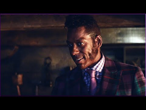 "American Gods Ep2 - Anansi speech ""That the story of black people in America!"""