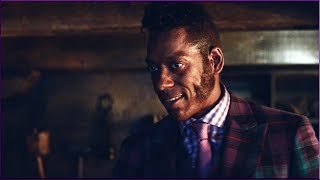 """What EVERY BLACK CHILD should be told about AMERIKKKA! American Gods Ep2 - Anansi speech """"That"""