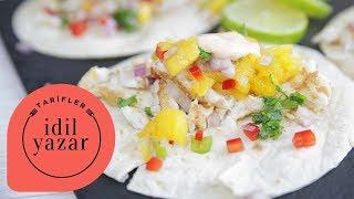 Balık Taco Tarifi