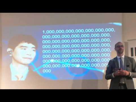 IEC Digitala veckan 26 april Digitalisera eller dö! – Conny Svensson, CGI