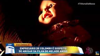 Famoso empresário de Colombo é suspeito de pedofilia - Tribuna da Massa (14/10/19)